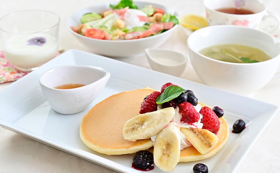 通常のお食事_朝食