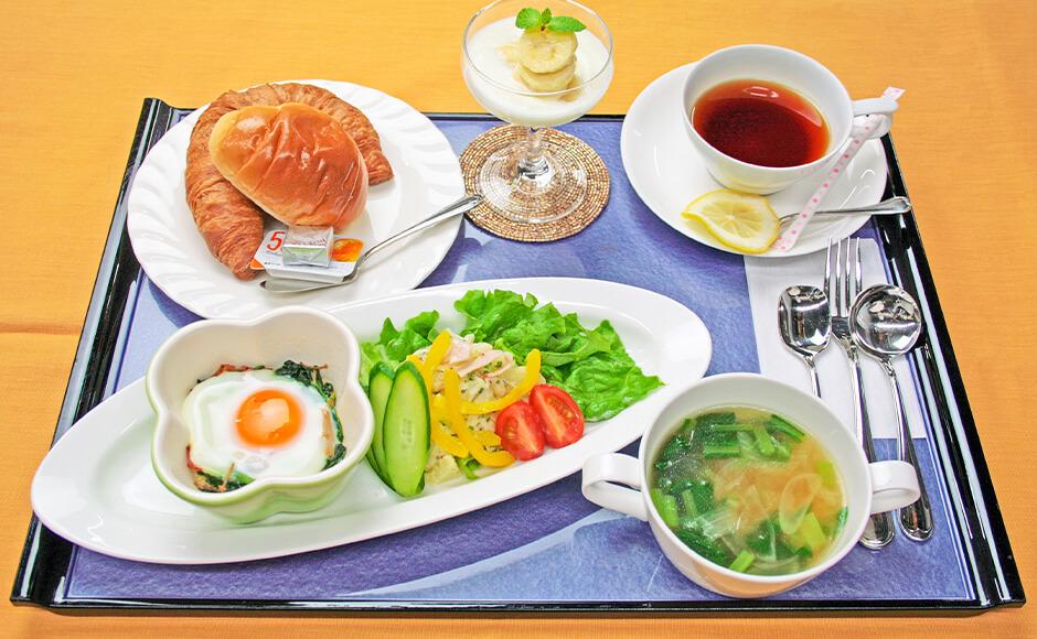 通常のお食事_朝食_秋1