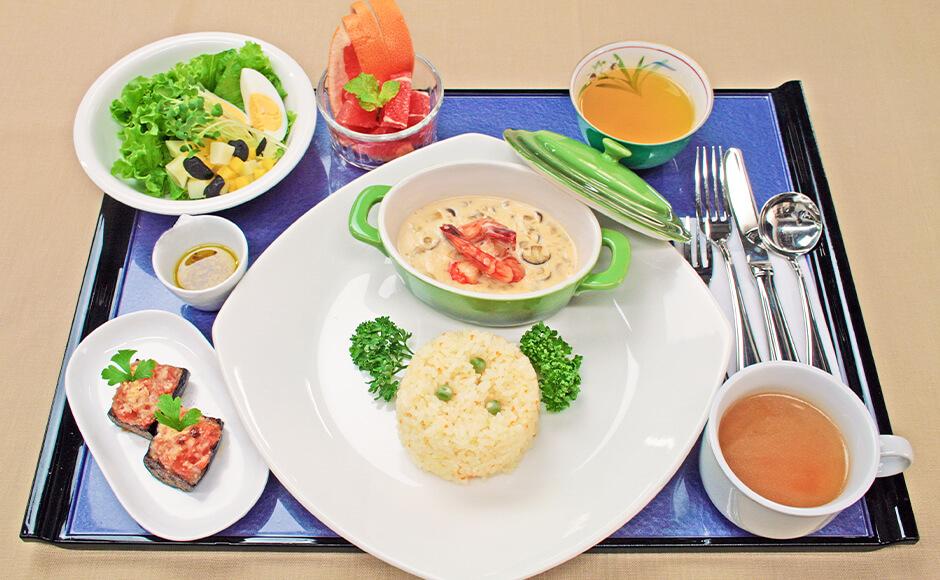 通常のお食事_昼食_冬1