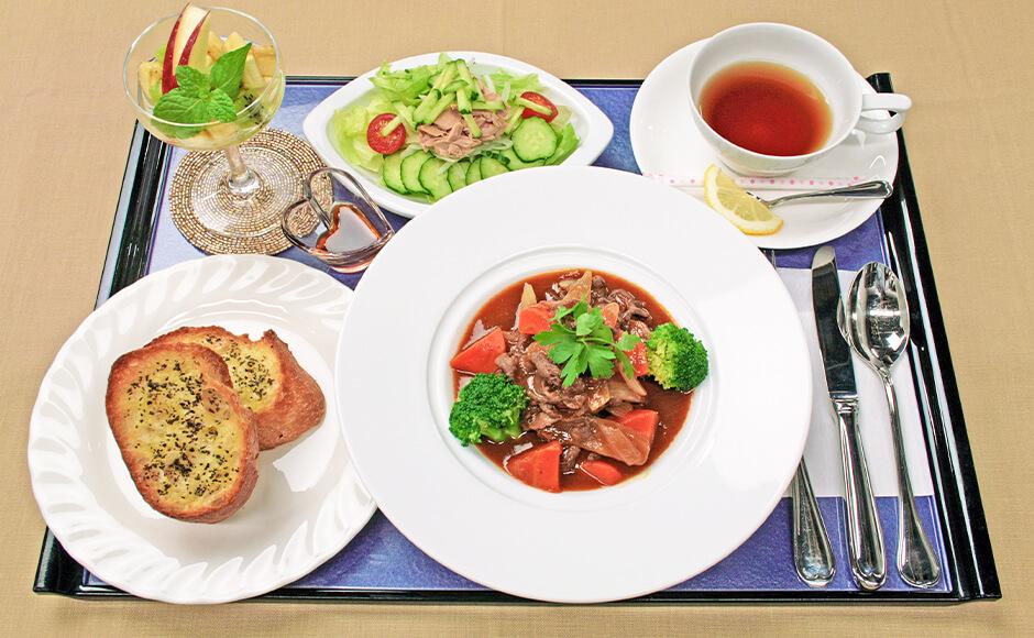 通常のお食事_昼食_冬2